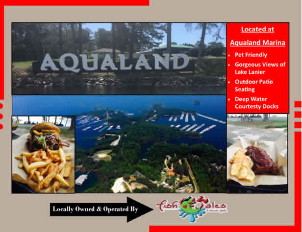 aqualand lake lanier ga